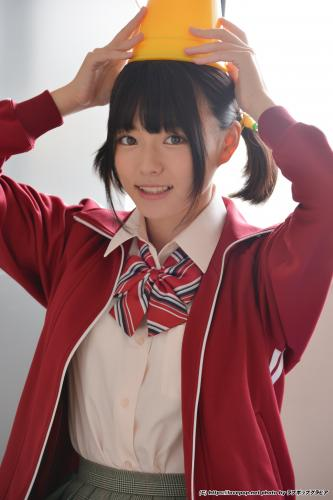 [LOVEPOP] Tsubasa Haduki 葉月つばさ Uniform jersey あなたを元気に応援しちゃう♪制服ジャージ Photo (gset0075 4k) – PPV