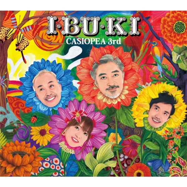 [Album] CASIOPEA 3rd – I – BU – KI [FLAC / 24bit Lossless / WEB] [2016.09.21]