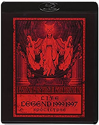 [TV-SHOW] ベビーメタル BABYMETAL – Live ~ Legend 1999 & 1997 Apocalypse (2014.10.29) (BDRIP)