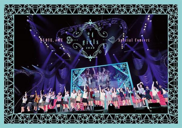[TV-SHOW] =LOVE、≠ME スペシャルコンサート『24girls 2020』 (2021.10.06) (BDRIP)