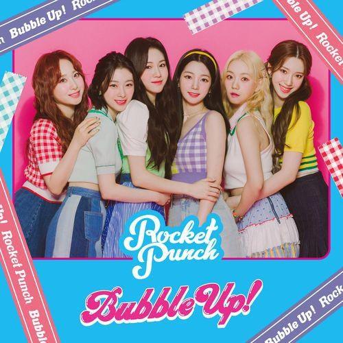 [MUSIC VIDEO] Rocket Punch – Bubble Up DVD – Type A (MP4/RAR) (DVDRIP)