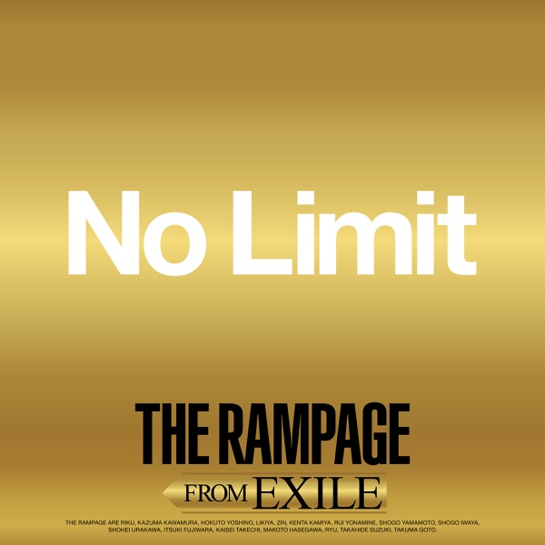 [Single] THE RAMPAGE from EXILE TRIBE – No Limit (2021.10.18/MP3+Hi-Res FLAC/RAR)