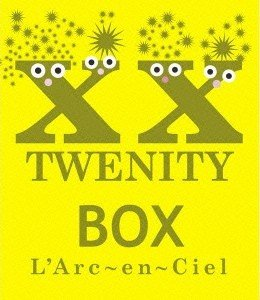 [TV-SHOW] L'Arc~en~Ciel – TWENITY BOX DVD (2011.03.09) (DVDISO)