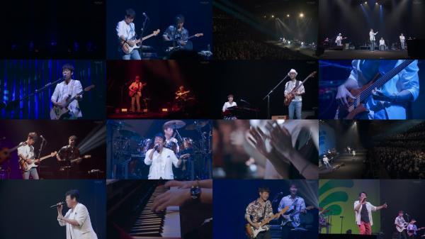[TV-Variety] チューブ – TUBE LIVE AROUND 2021 BLUE WINGS (2021.10.10)