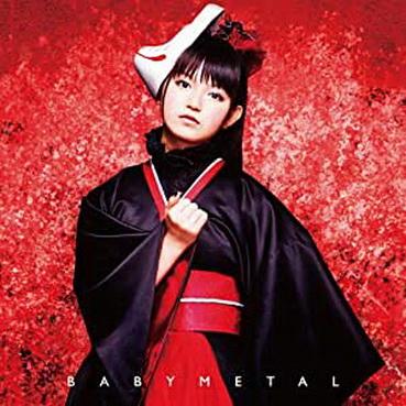[MUSIC VIDEO] ベビーメタル BABYMETAL – メギツネ 付属DVD (2013.06.19/MP4/RAR)