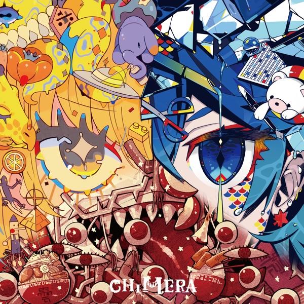 [Album] CHIMERA – キメラ (2021.10.16/MP3/RAR)