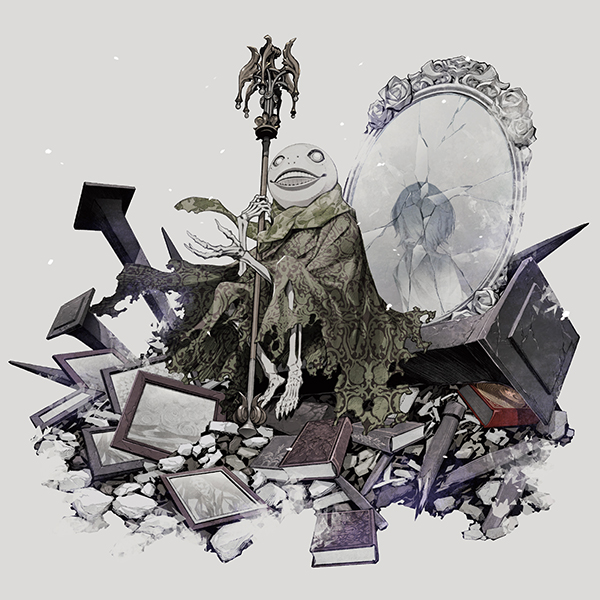 [Album] NieR Replicant -10+1 Years-/Emil (2021.09.15/MP3/RAR)