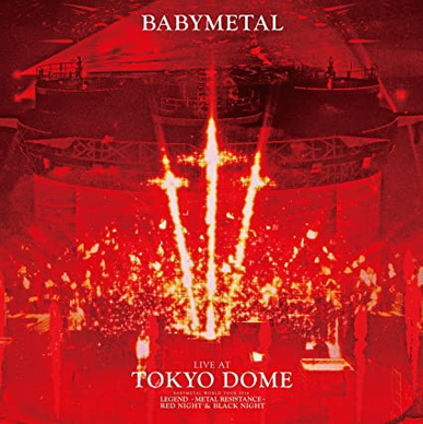 [TV-SHOW] ベビーメタル BABYMETAL – LIVE AT TOKYO DOME (2017.04.12) (BDRIP)