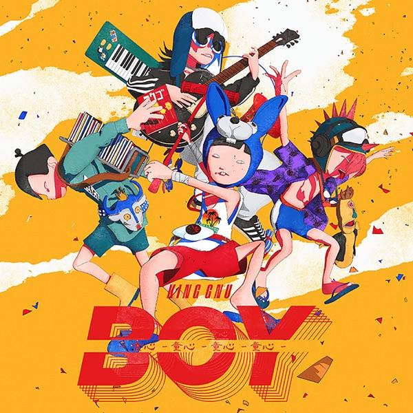 [Single] King Gnu – BOY (2021.10.15/MP3+Hi-Res FLAC/RAR)